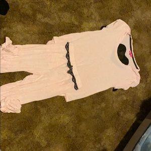 Betsey Johnson pajamas